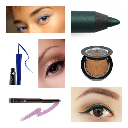 cosmetics, brown eyed girls for blog