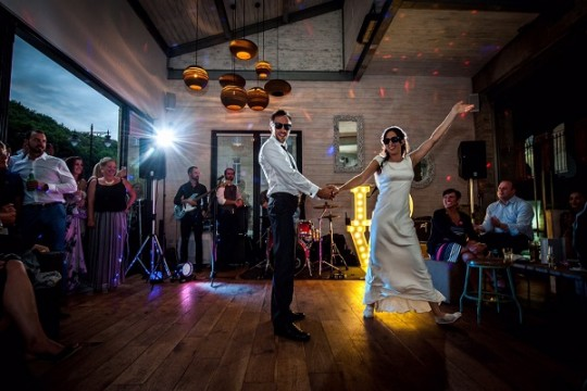 """Agent Smith playing Mr Brightside and everyone dancing to it was the highlight of the evening. The staff at 53 Degrees North made sure everything went to plan and we can't fault the venue in any way. The food, quality of drinks, service we received was excellent and made the evening."""