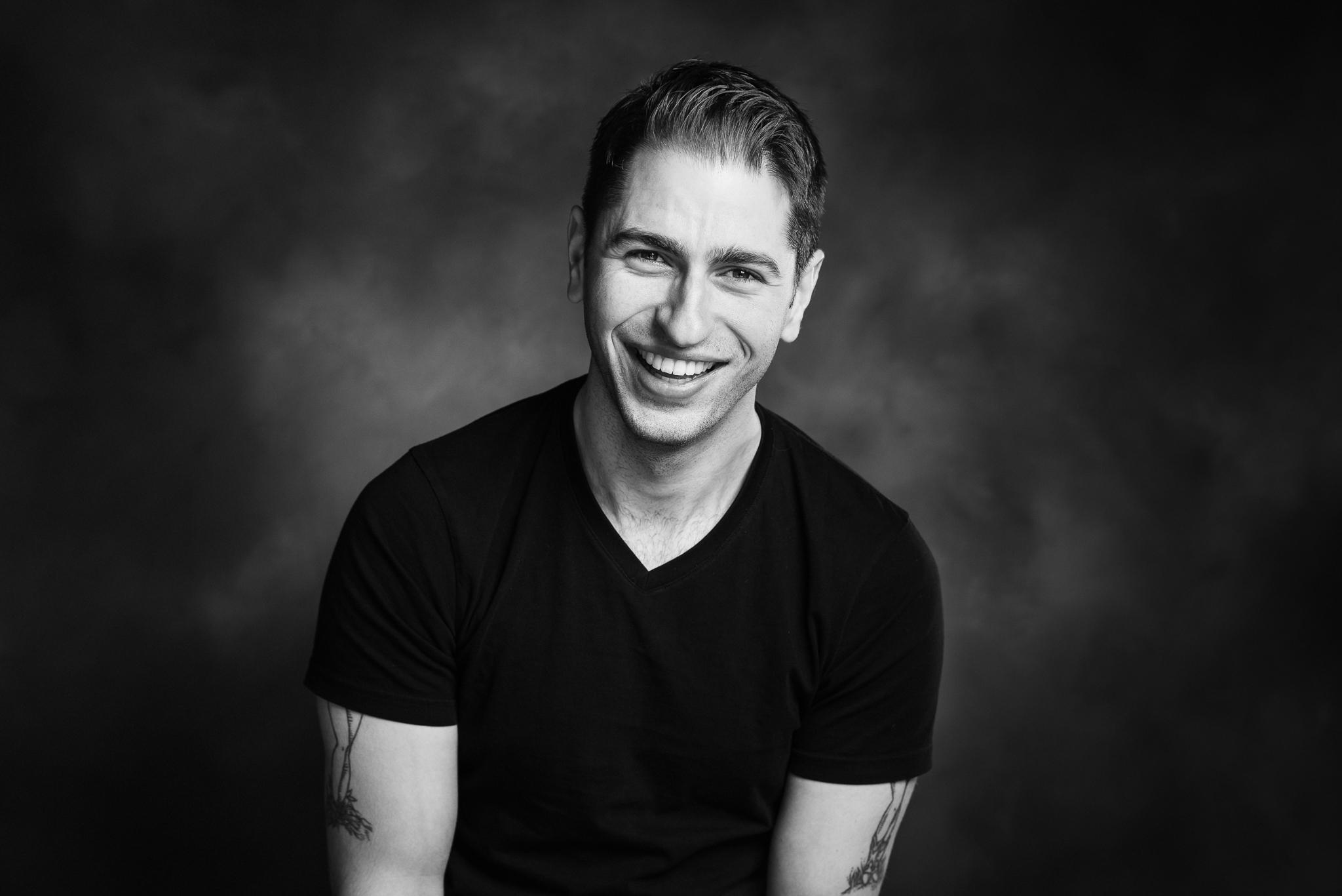 Photographer and photo booth genius Jon Lemon of New York City