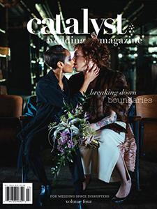 Catalyst Magazine cover